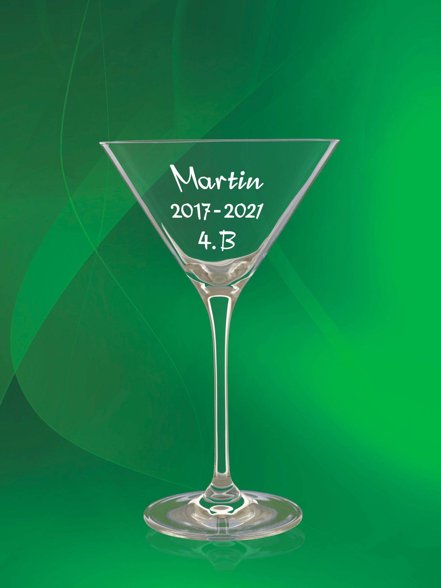 City martini 210 ml