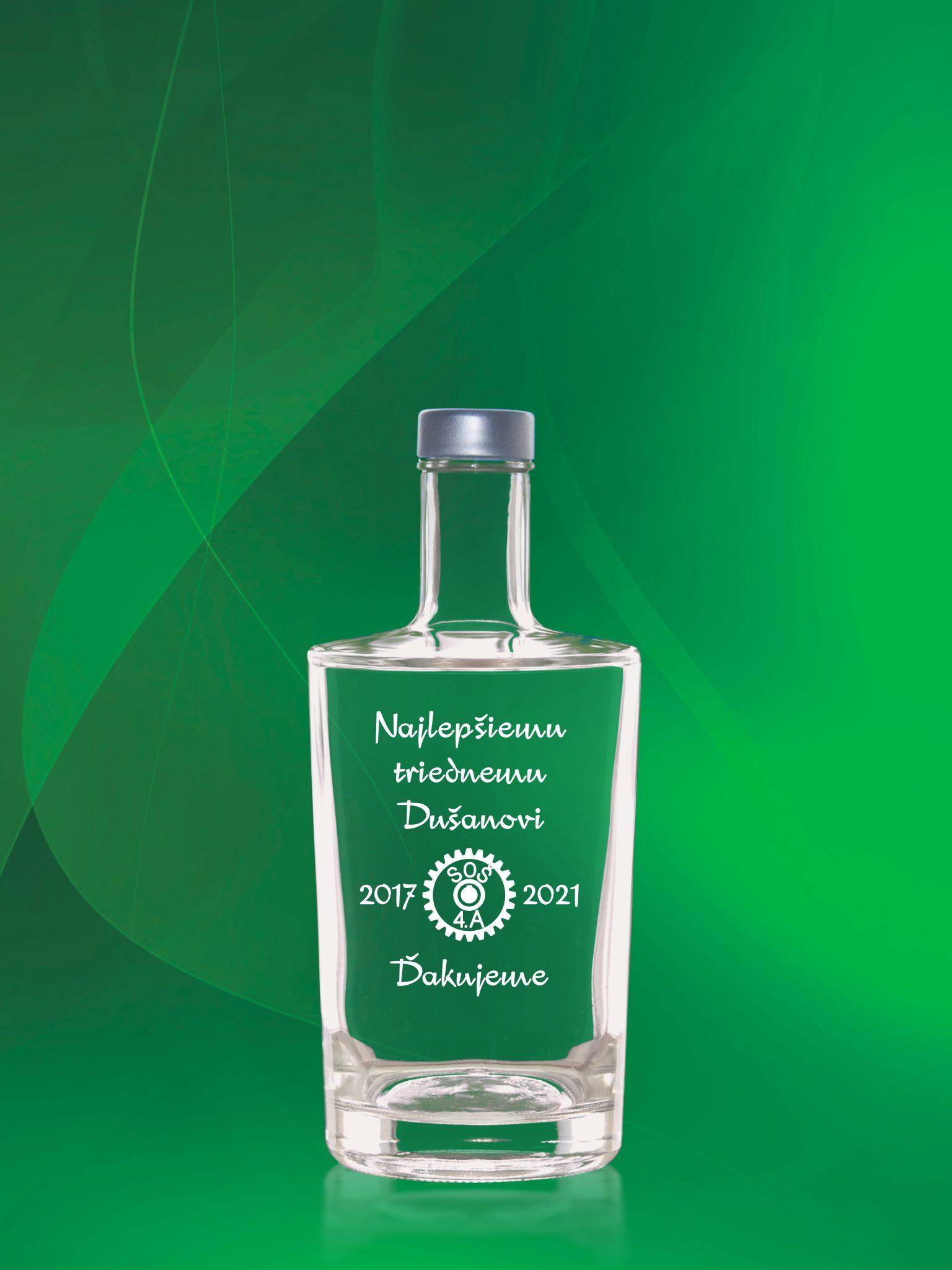Fľaška 700 ml