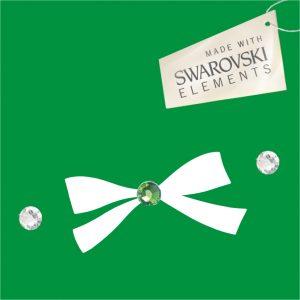 Obr. 1 swarovski 1 zelený 2 biele