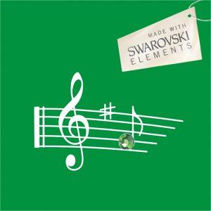 Obr. 11 swarovski 1 zeleny