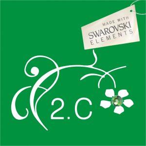 Obr. 46 swarovski 1 zeleny