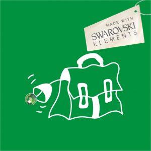 Obr. 7 swarovski 1 zeleny