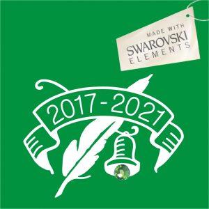 Obr. 9 swarovski 1 zeleny