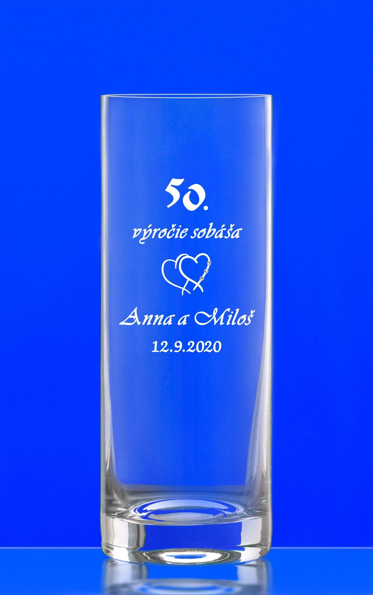 Váza 25031 255 mm